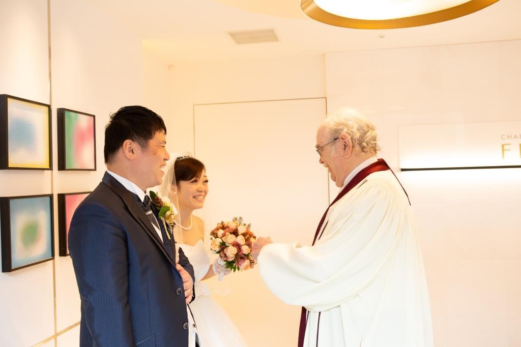 ホテルニューオータニ博多 結婚式 T様ご夫妻画像3