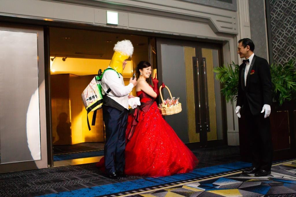 ホテルニューオータニ博多 結婚式 T様ご夫妻画像4