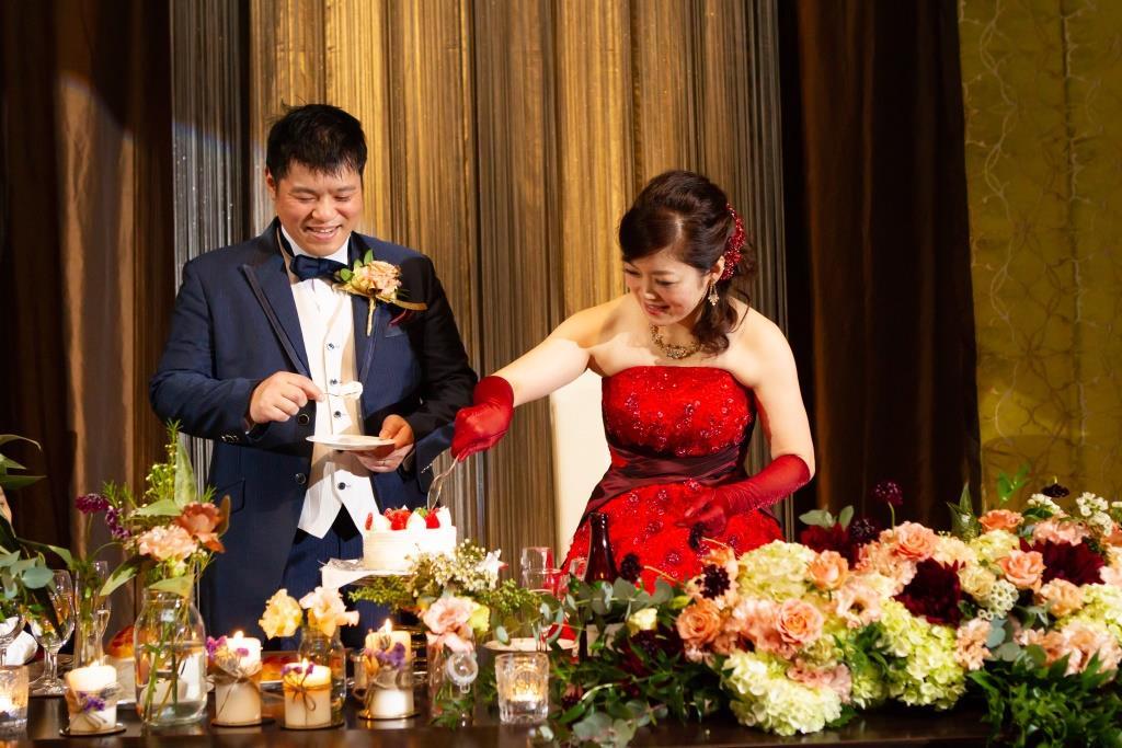 ホテルニューオータニ博多 結婚式 T様ご夫妻画像5