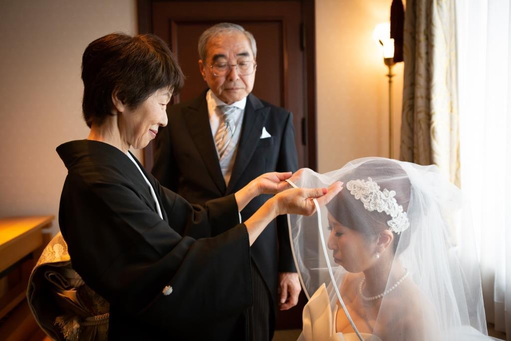 ホテル日航福岡結婚式 T様ご夫妻画像1