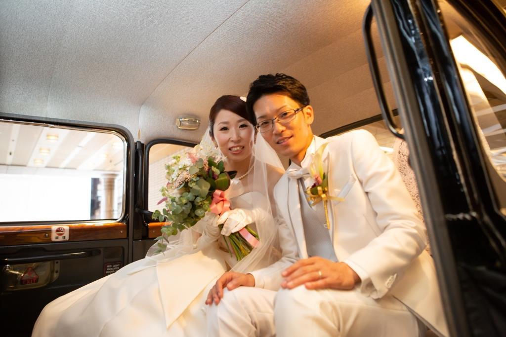 ホテル日航福岡結婚式 T様ご夫妻画像2
