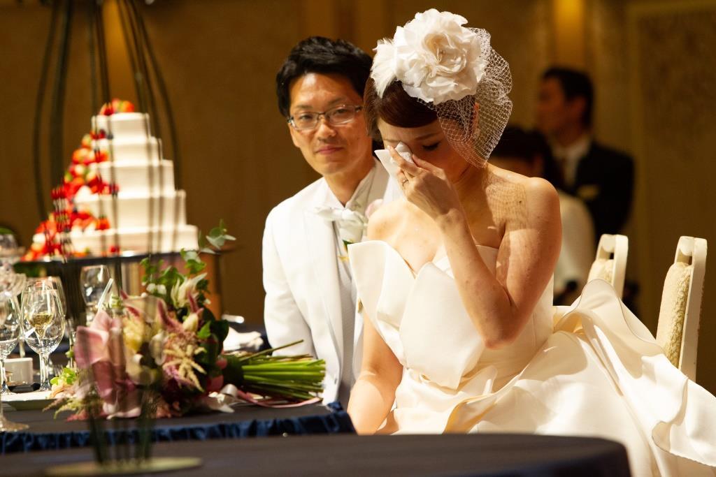 ホテル日航福岡結婚式 T様ご夫妻画像3