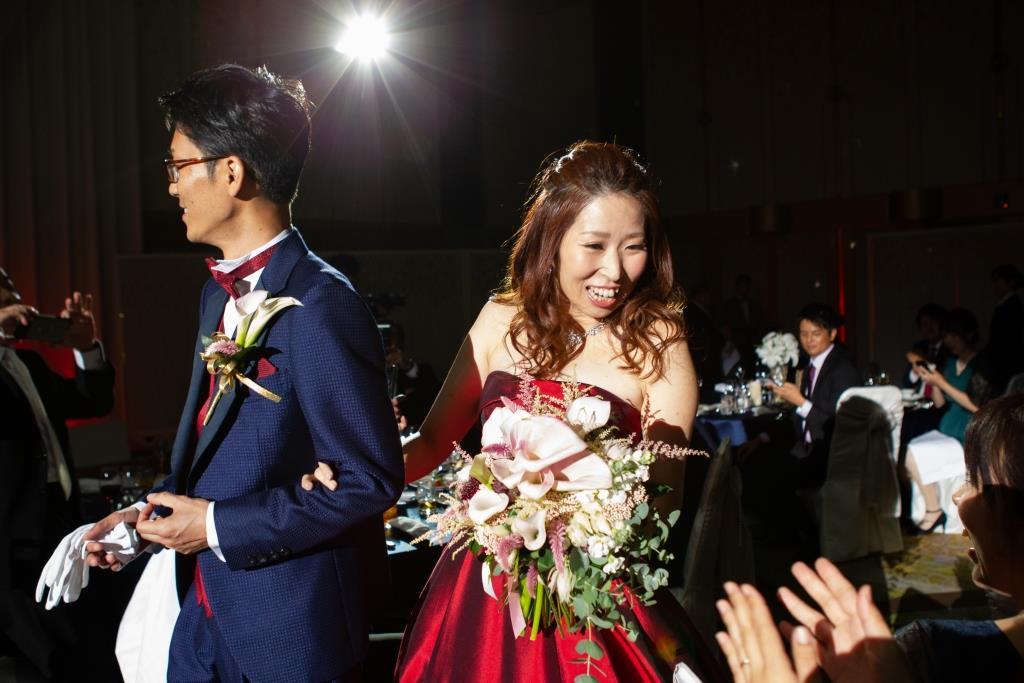 ホテル日航福岡結婚式 T様ご夫妻画像4