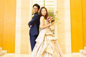 ホテル日航福岡結婚式 T様ご夫妻画像5