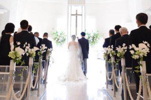 レストランヴェルフォンセ結婚式 U様ご夫妻 画像2
