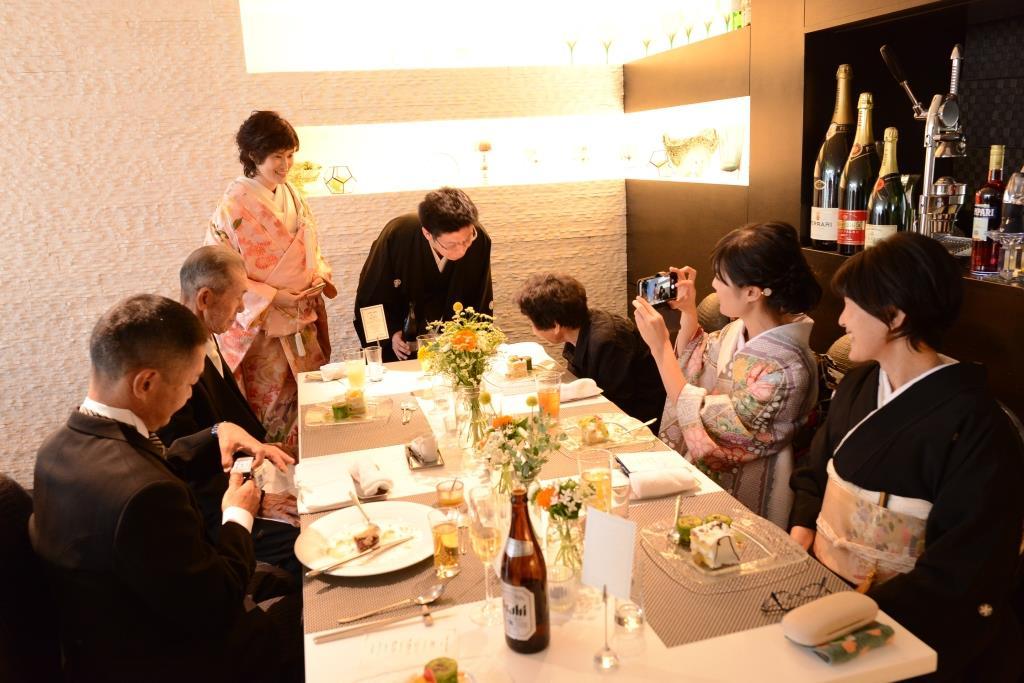 レストランヴェルフォンセ結婚式 U様ご夫妻 画像5