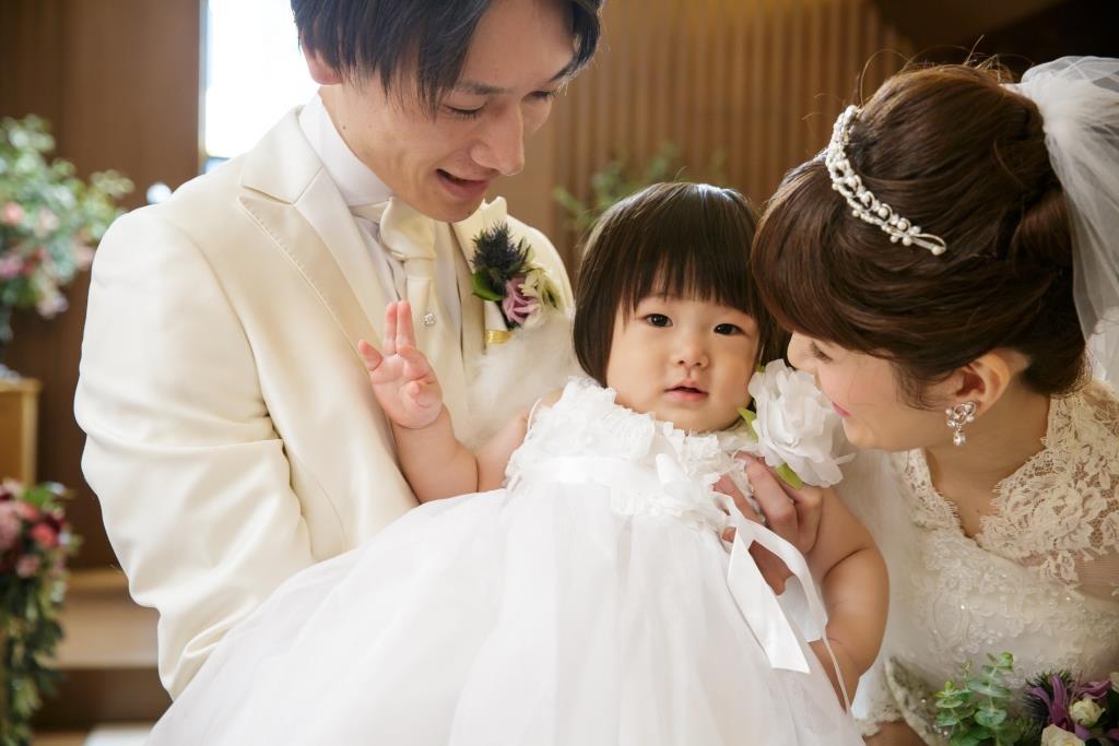 西鉄グランドホテル結婚式 J様ご夫妻画像1
