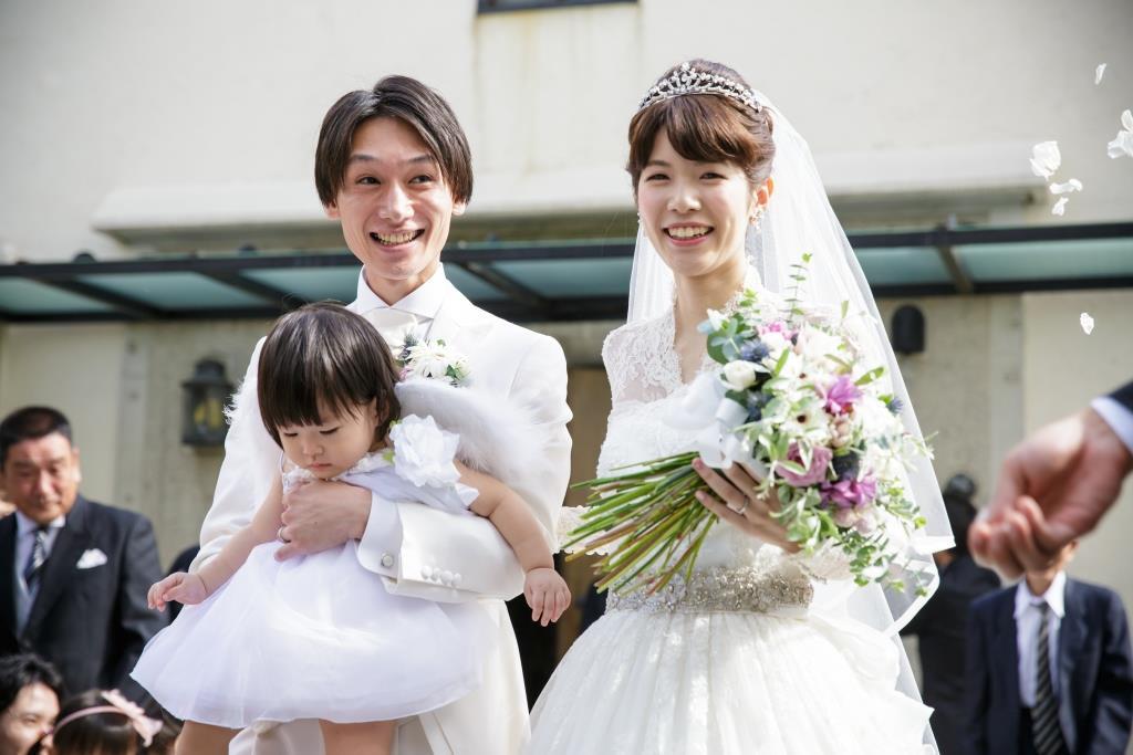 西鉄グランドホテル結婚式 J様ご夫妻画像2