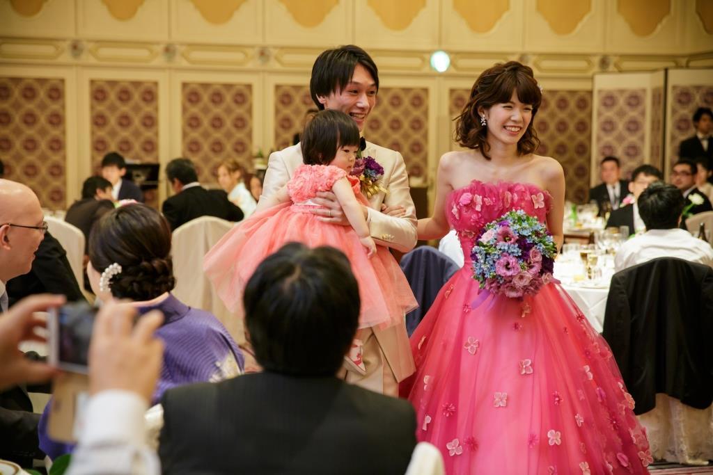 西鉄グランドホテル結婚式 J様ご夫妻画像5