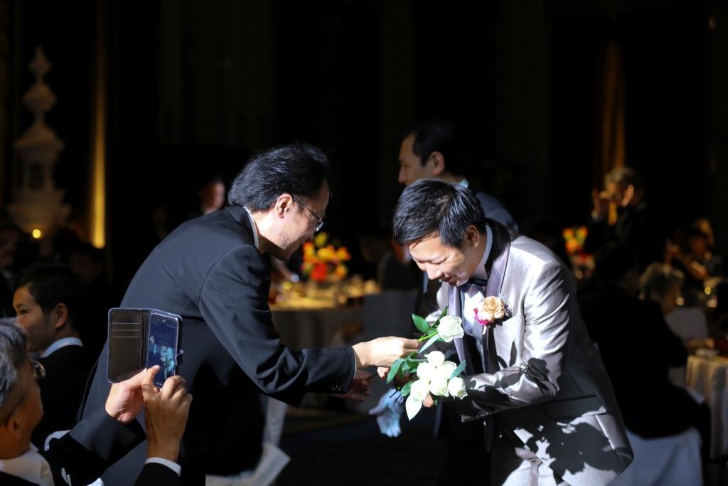 ホテルニューオータニ博多結婚式 小倉様ご夫妻 画像2