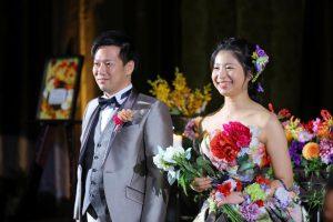 ホテルニューオータニ博多結婚式 小倉様ご夫妻 画像3