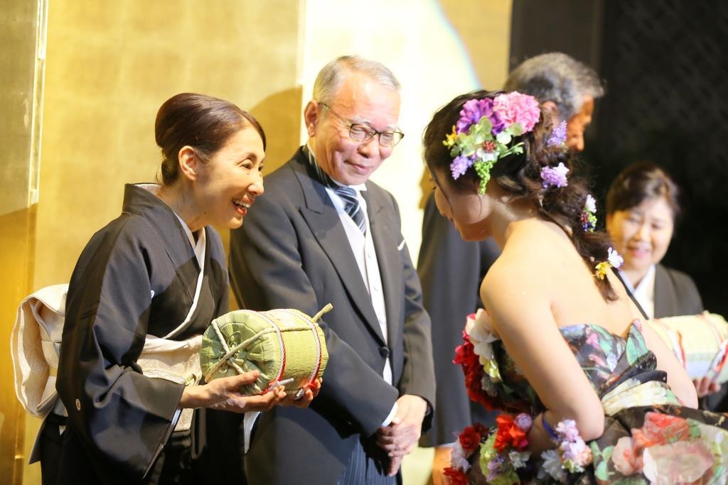 ホテルニューオータニ博多結婚式 小倉様ご夫妻 画像5