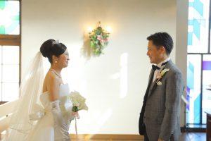 グランドホテル結婚式 A様ご夫妻 画像1
