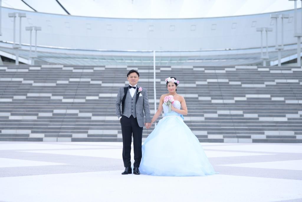 グランドホテル結婚式 A様ご夫妻 画像2