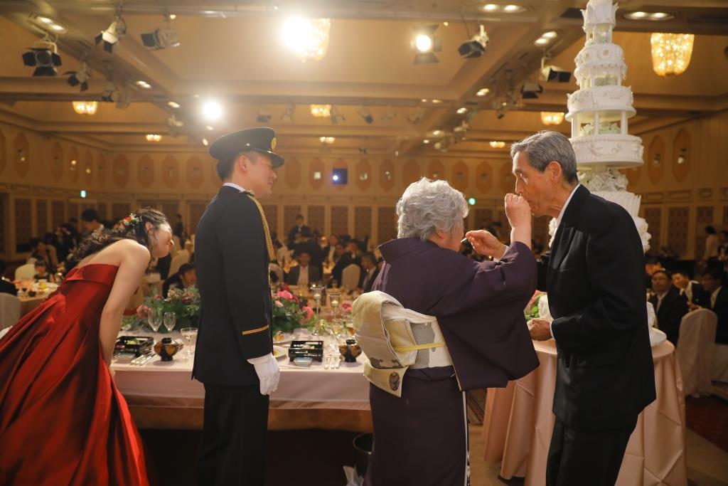 西鉄グランドホテル結婚式 A様ご夫妻 画像5