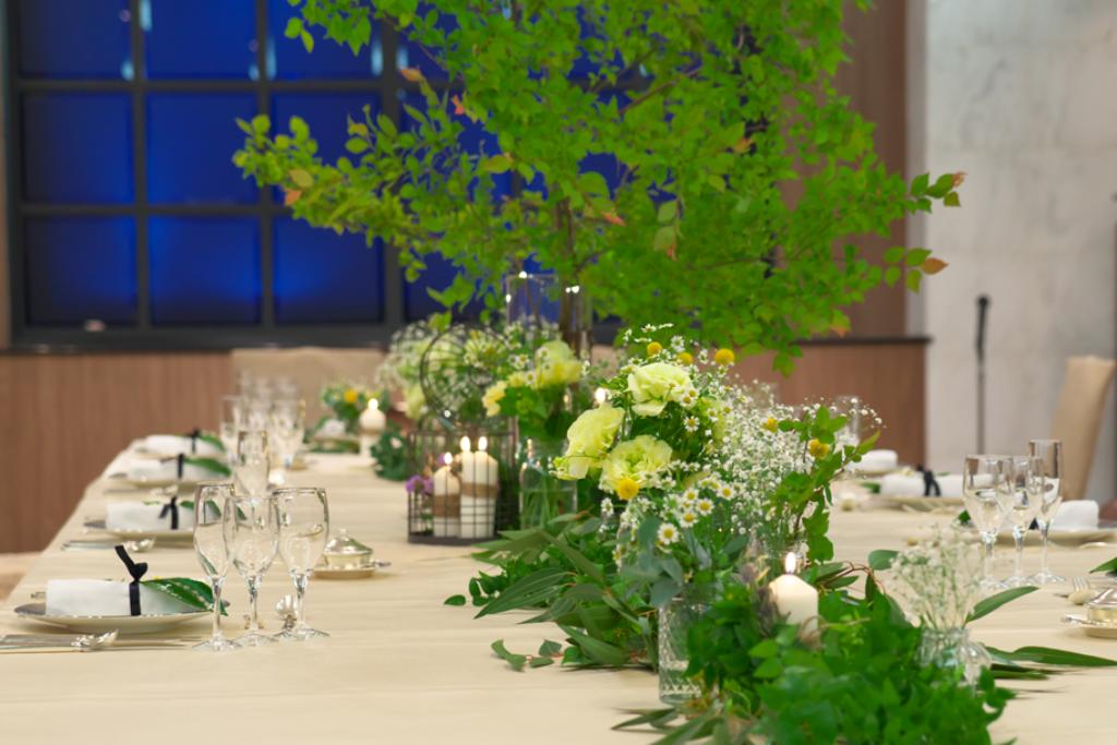 ヒルトン福岡シーホーク結婚式 一木様ご夫妻 画像2
