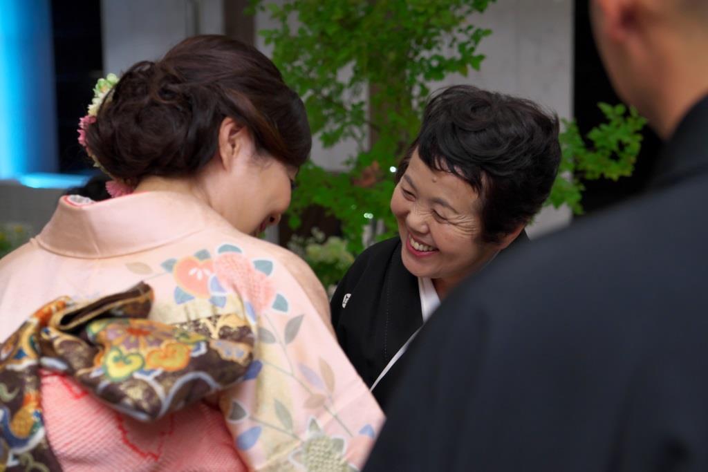 ヒルトン福岡シーホーク結婚式 一木様ご夫妻 画像5