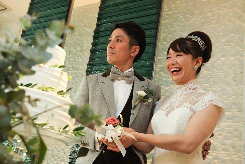 レストランヴェルフォンセ結婚式-中村様ご夫妻-画像2