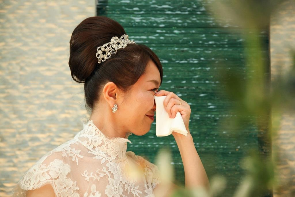 レストランヴェルフォンセ結婚式-中村様ご夫妻-画像3