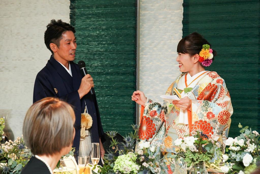 レストランヴェルフォンセ結婚式-中村様ご夫妻-画像4