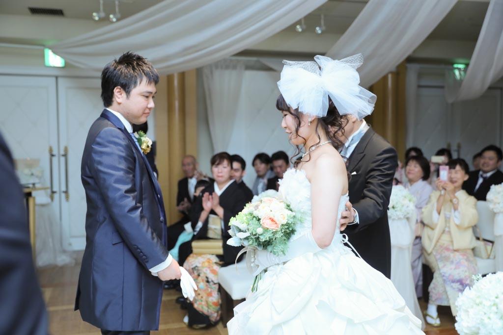 ソラリア西鉄ホテル結婚式 浮嶋様ご夫妻 画像1