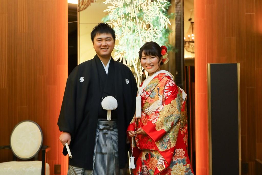 ソラリア西鉄ホテル結婚式 浮嶋様ご夫妻 画像2