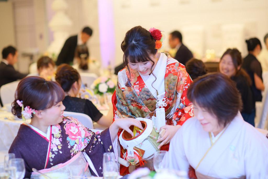 ソラリア西鉄ホテル結婚式 浮嶋様ご夫妻 画像3