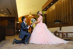 ソラリア西鉄ホテル結婚式 浮嶋様ご夫妻 画像6