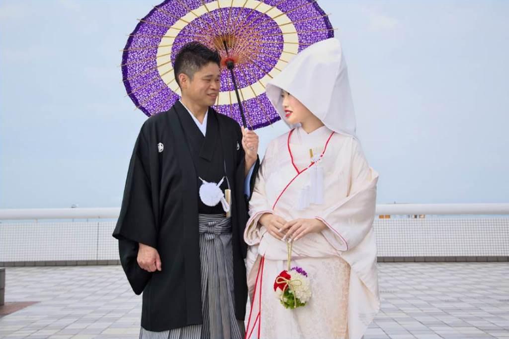 ハーバービレッジ結婚式 関屋様ご夫妻 画像1