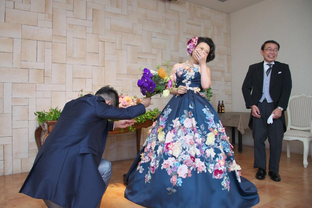 ハーバービレッジ結婚式 関屋様ご夫妻 画像4