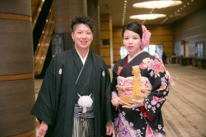 ヒルトン福岡シーホーク結婚式 小西様ご夫妻 画像5