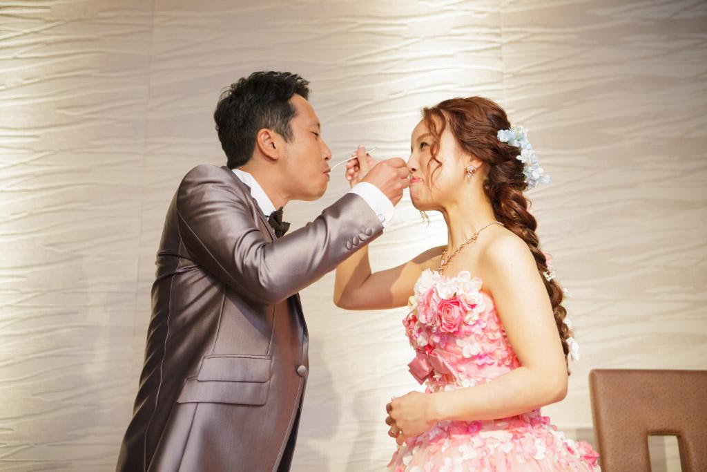 ヒルトン福岡シーホーク結婚式 板谷様ご夫妻 画像4