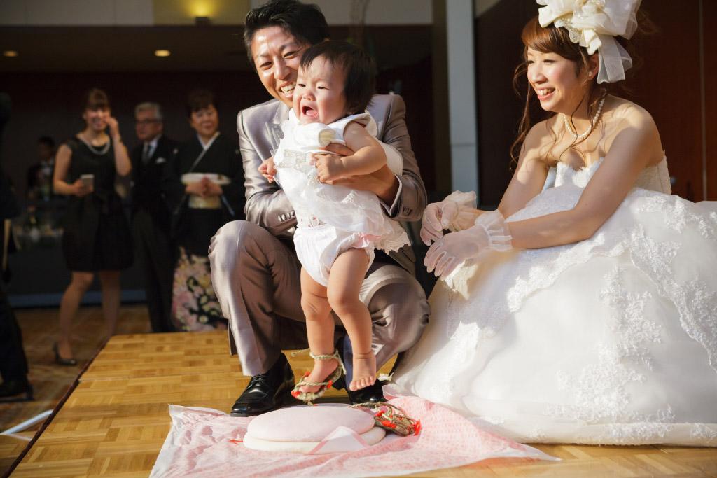 ヒルトン福岡シーホーク結婚式 I様ご夫妻 画像2