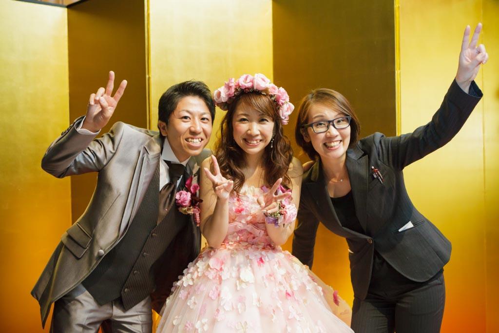 ヒルトン福岡シーホーク結婚式 I様ご夫妻 画像5