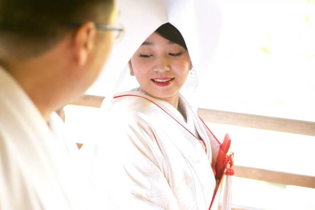 ホテル日航福岡結婚式 馬場様ご夫妻1