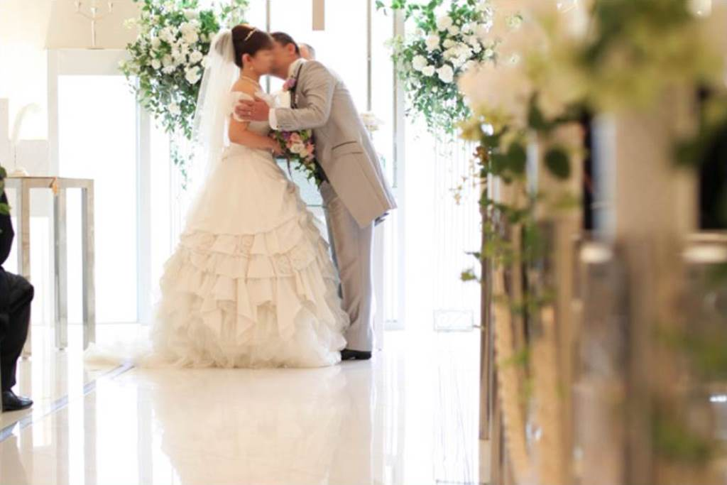 レストランヴェルフォンセ結婚式 M様ご夫妻 画像2