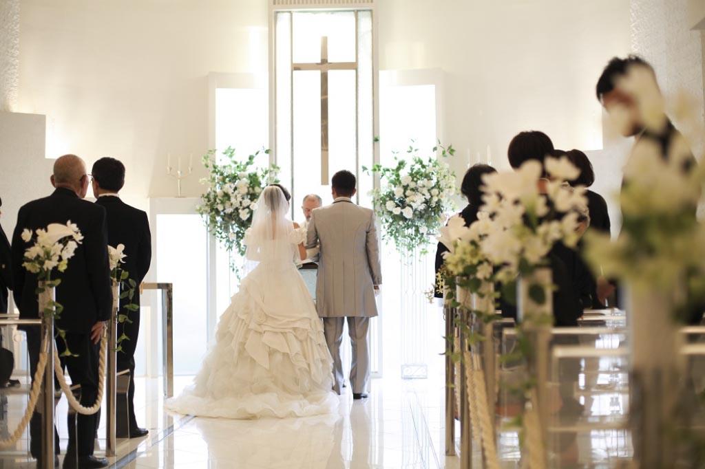 レストランヴェルフォンセ結婚式 M様ご夫妻 画像5