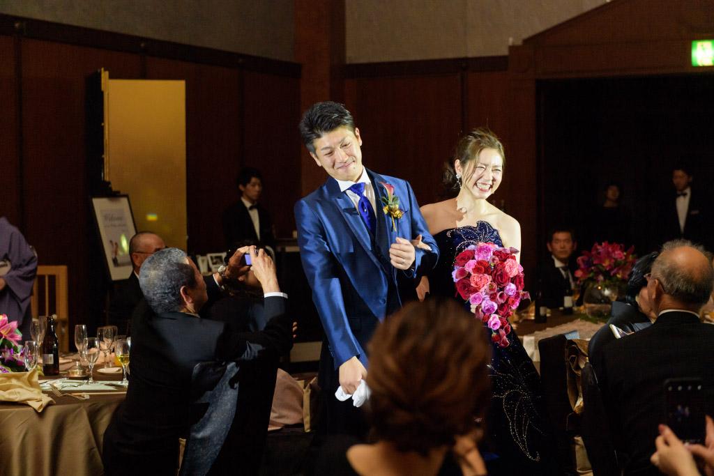 ヒルトン福岡シーホーク結婚式 T様ご夫妻 画像5