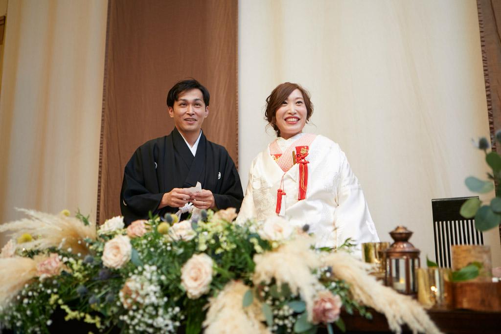 西鉄グランドホテル結婚式 Y様ご夫妻 画像4