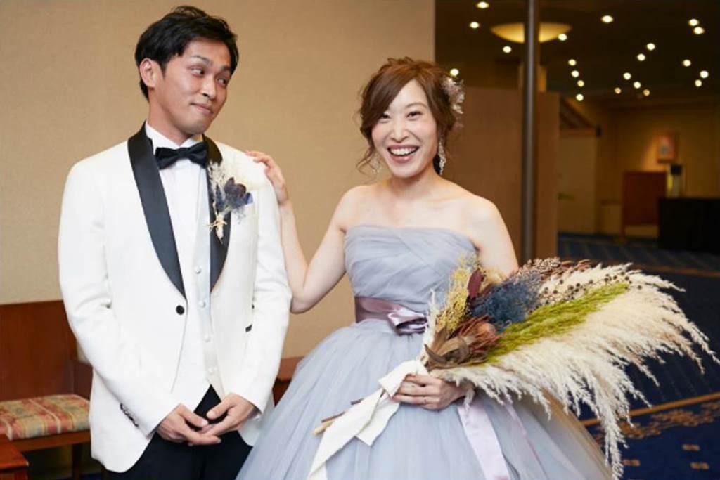 西鉄グランドホテル結婚式 Y様ご夫妻 画像5