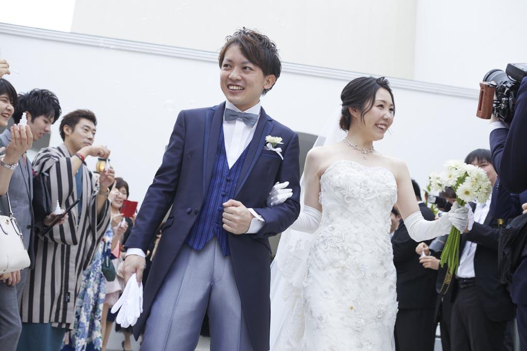 RITZ5結婚式 MOMOTA様ご夫妻 画像1