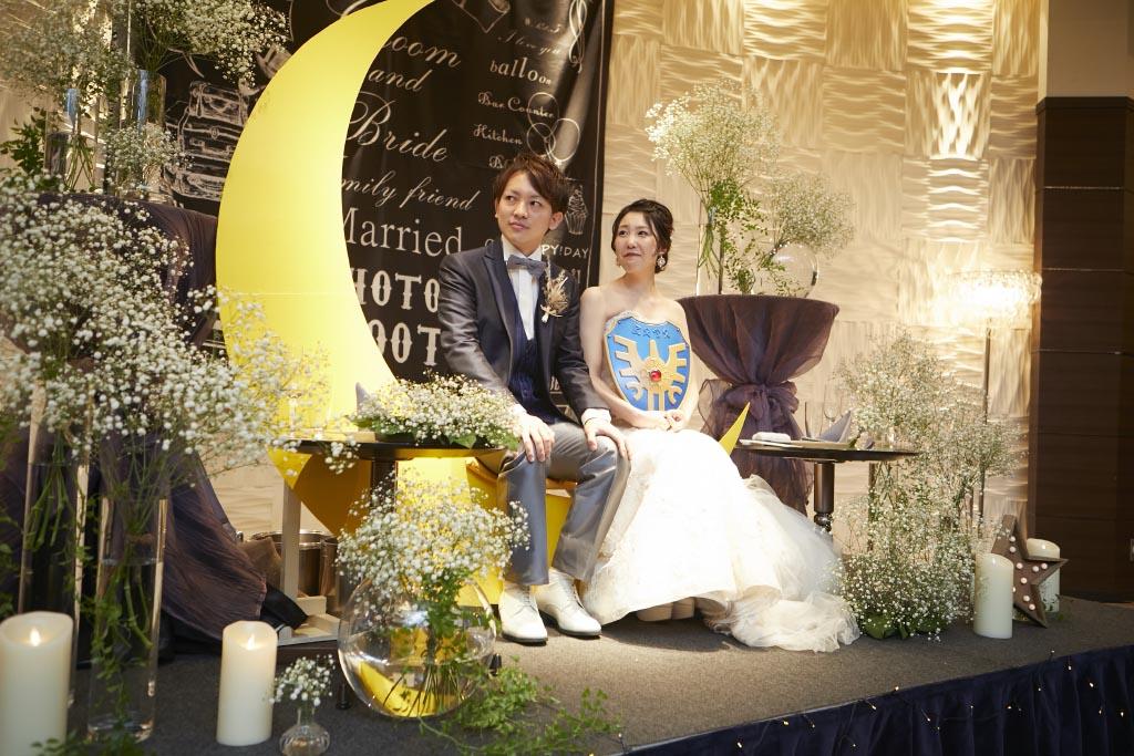 RITZ5結婚式 MOMOTA様ご夫妻 画像6