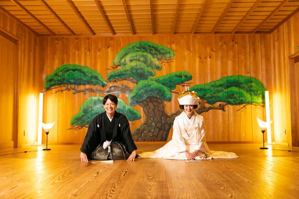 ヒルトン福岡シーホーク結婚式 Y様ご夫妻 画像1