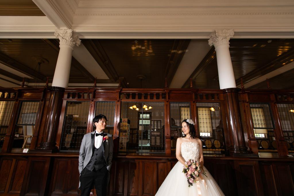 ヒルトン福岡シーホーク結婚式 Y様ご夫妻 画像2