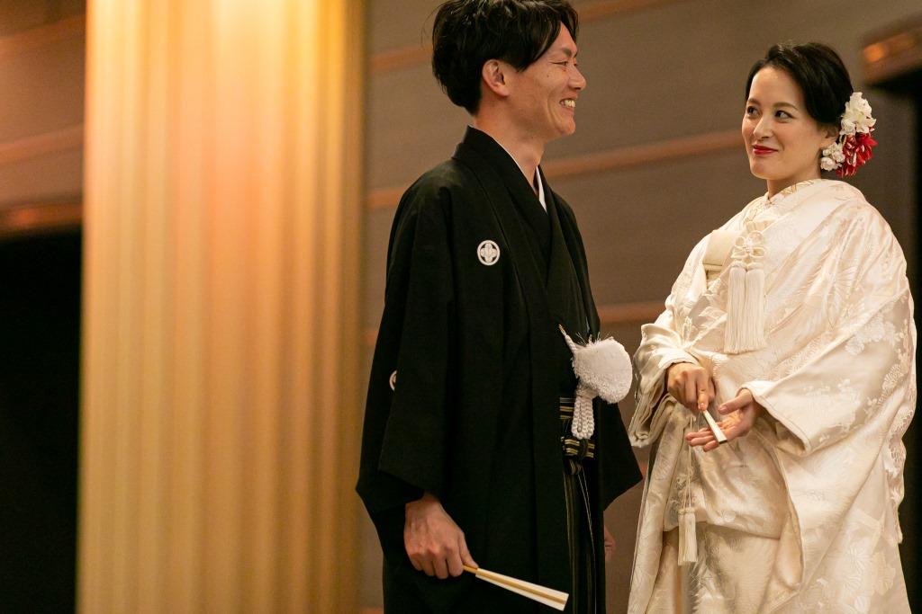 ヒルトン福岡シーホーク結婚式 Y様ご夫妻 画像3