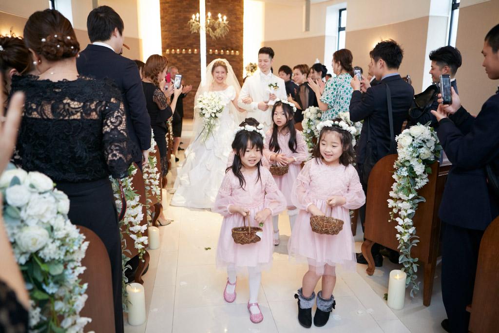 ritz5(リッツファイブ)結婚式 ADACHI夫妻 画像1